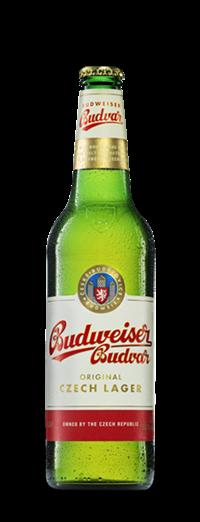 Budweiser Budvar Czech Premium Lager