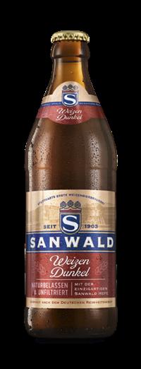 Sanwald Weizen Dunkel