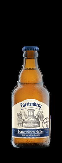 Fürstenberg Naturtrübes Helles