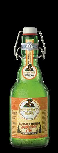 Ketterer Black Forest Summer Ale Bio