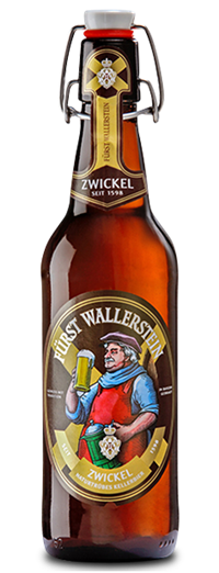 Fürst Wallerstein Zwickel naturtrüb