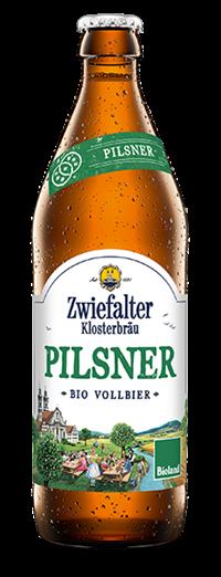 Zwiefalter Klosterbräu Bio Pilsner Hell