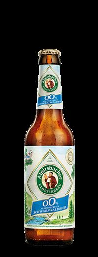 Alpirsbacher 0,0% Alkoholfreies Schwarzwaldbier