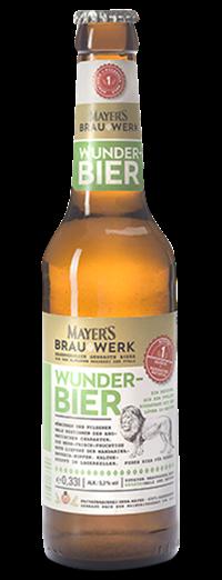Mayer's Brauwerk Wunderbier
