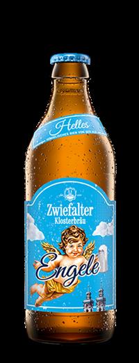Zwiefalter Klosterbräu Helles Engele
