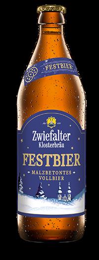 Zwiefalter Klosterbräu Festbier