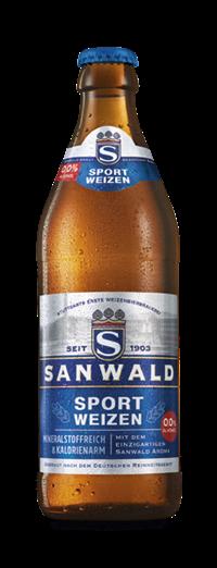 Sanwald Sport Weizen 0,0%