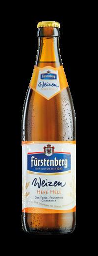 Fürstenberg Weizen Hefe Hell