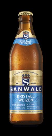Sanwald Kristallweizen