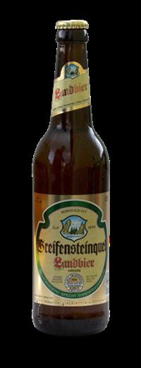 Specht Greifensteinquell Landbier