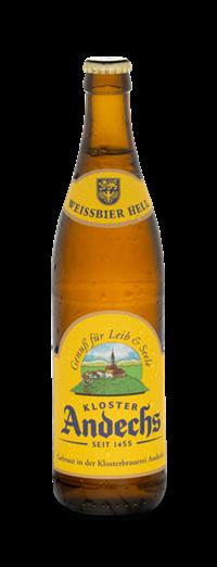 Andechser Weissbier Hell
