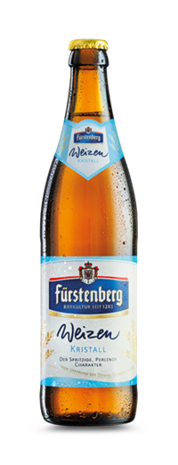 Fürstenberg Weizen Kristall
