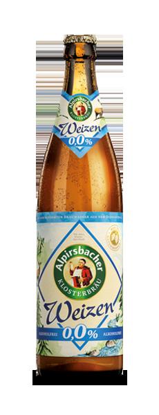 Alpirsbacher Weizen 0,0% Alkoholfrei