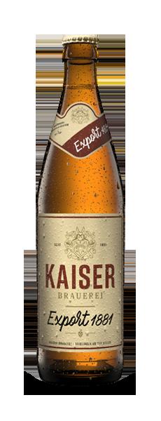 Kaiser Export 1881