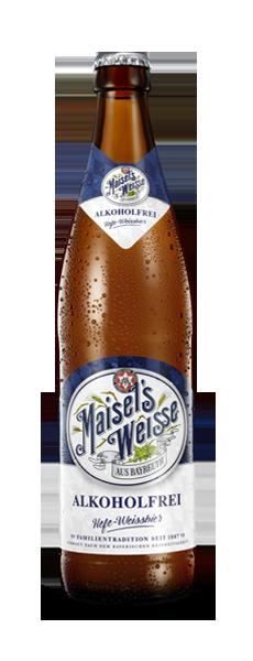 Maisel's Weisse Alkoholfrei