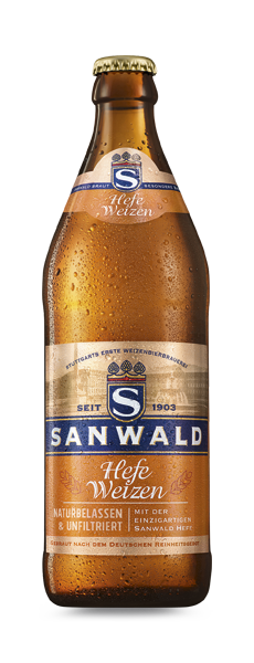 Sanwald Hefe Weizen