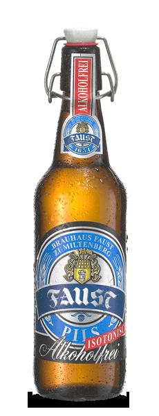 Faust Pils Alkoholfrei